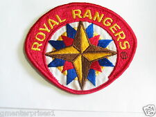 Royal Rangers Patch , older patch , (#38) *