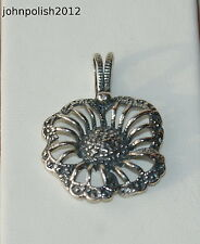 Silver 925 Flower Pendant