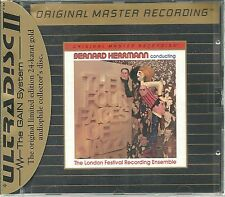 Herrmann, Bernard The Four Faces of Jazz MFSL Gold CD Neu OVP Sealed UDCD 672