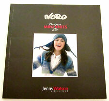 NORO MINI KNITS knitting yarn pattern book #2 with 32 designs for Women
