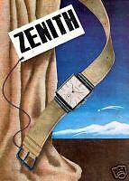 ZENITH-orologio-precisione-lusso-moda-cometa-Svizzera