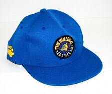 """THE BULLDOG AMSTERDAM"" CAPPELLO CON VISIERA COLORE BLU"