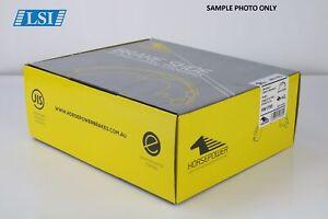 Rear Brake Shoes set for Daihatsu Handivan 2D Van 1986-2001