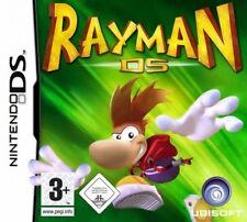 Nintendo DS 3ds Rayman DS * Deutsch impecable