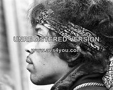 "Jimi Hendrix 10"" x 8"" Photograph no 26"