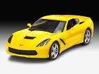 2014 Corvette Stingray (Easy-Click System) Model Set 1:25 Plastic Model Kit