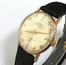 Reloj hombre FLICA ANCRE Original de cuerda Vintage años 60's cal VENUS 180