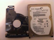 "Faulty SEAGATE Momentus ST9250410AS 2.5"" 250GB 7200RPM HDD Hard Disk Drive"