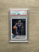 ZION WILLIAMSON PSA 10 PANINI DONRUSS GEM MINT 10 #201
