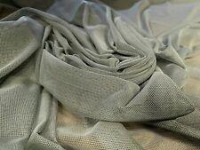 Power Mesh Net Stretch Fabric, Per Metre - Fern Green