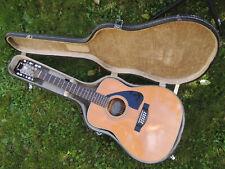 Belle Guitare 12 cordes FOLK YAMAHA FG-420-12 DREADNOUGHT + Vintage CASE