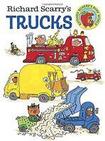 Richard Scarrys Trucks by Richard Scarry