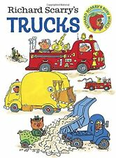 Richard Scarrys Trucks by Richard Scarry