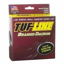 Tuf Line Greenspot Braided Low Stretch Dacron Fishing Line 30 # Test, 300 Yards