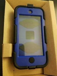NEW GRIFFIN TECHNOLOGY GB35697 SURVIVOR CASE FOR IPOD TOUCH 5 GEN - BLUE/BLACK