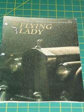 THE FLYING LADY~ROLLS-ROYCE & BENTLEY JANUARY/FEBRUARY 2002  02-1 BINDER PB