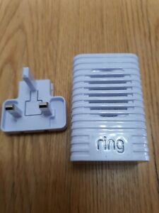 Ring doorbell chime