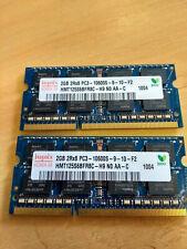 HP 8200 Memory  Hynix - PC3-10660 DDR3-1333 SO DIMM 204-pin HMT125S6FR8C 2 x 2GB