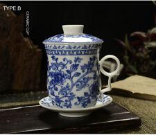 Porcelain Christmas Multi Color Mugs Ebay