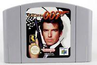 GoldenEye 007 - 64 Bit Video Game USA Version NTSC
