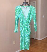 0a147e80b004ca Lilly Pulitzer 3/4 Sleeve Wrap Dresses | eBay