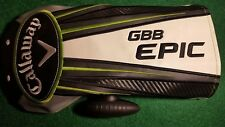 Callaway Gbb Epic Driver Head Cover & Tool!