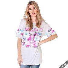 Viscose Regular Machine Washable Floral T-Shirts for Women