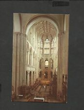 Vintage Colour Postcard Presbytery Norwich Cathedral Norfolk unposted