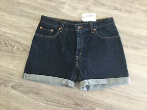 "Levi's Guy's Fit Denim Shorts From Beyond Retro - 33"" Waist - New"