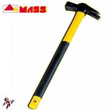 Martello carpentiere Mass senza calamita manico in fibra