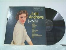 "Julie Andrews ""SINGS"" LP"