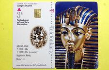 A21/2003 Telefonkarte Auflage 6000 Stück Tut-Ench Amun Ägyptischer König