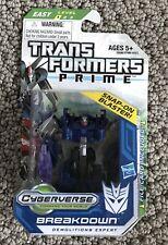 Transformers Cyberverse Breakdown