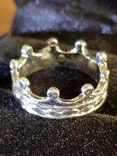 Royal Crown silver ring size 7 us