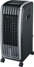 DAEWOO 4-IN-1 BLACK PORTABLE 6.5L HEATER, AIR PURIFIER & AIR CON COOLER FAN UNIT