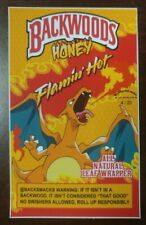 Backwoods cigars Honey Charizard Vinyl Decal Sticker