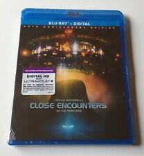 Close Encounters of the Third Kind - Blu Ray + Digital - New - Region Free