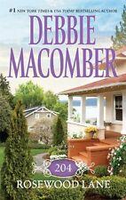 204 Rosewood Lane (A Cedar Cove Novel) by Debbie Macomber