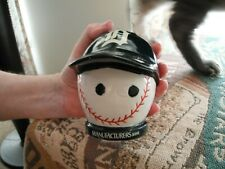 Souvenir Detroit Tigers Baseball Hat With Face Bank From Manufacturer's Bank
