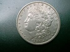 1886- O  MORGAN SILVER $ DOLLAR OVER 130 YEARS OLD / PART OF U. S. HISTORY