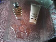Lancôme Trésor Geschenkset Eau de Parfum Body Lotion Badeperlen OVP Original