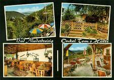 53498 Bad Niederbreisig  Café Restaurant Weinstuben > Onkel Tom´s Hütte < 1968
