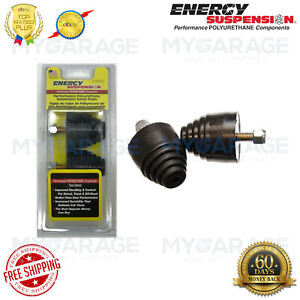 Energy Suspension 9.9101G Black Universal All Purpose Bump Stop Pack of 2