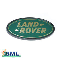 LAND ROVER RANGE ROVER CLASSIC REAR OVAL LOGO DECAL GENUINE. PART- DAH100680