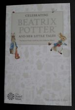 2018 ROYAL MINT - BEATRIX POTTER 50p FIFTY PENCE COIN COLLECTOR ALBUM