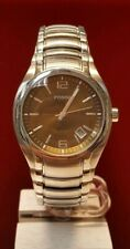 "Fossil Watch With Brown Dial, FS 4095, Quartz, 8.5"" wrist,"