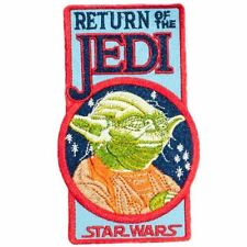 Return of The JEDI Yoda (Iron on) Embroidery Applique Patch Sew Iron Badge