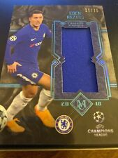 2017-18 Topps Museum Collection UEFA Champions League Momentous Material Jumbo