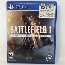 Battlefield 1: Early Enlister - Deluxe Edition - PlayStation 4 PS4