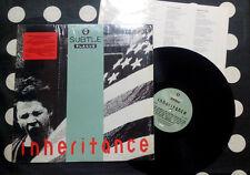 "A Subtle Plague ""Inheritance"" LP Heyday Records HEY 014-1 US 1990"